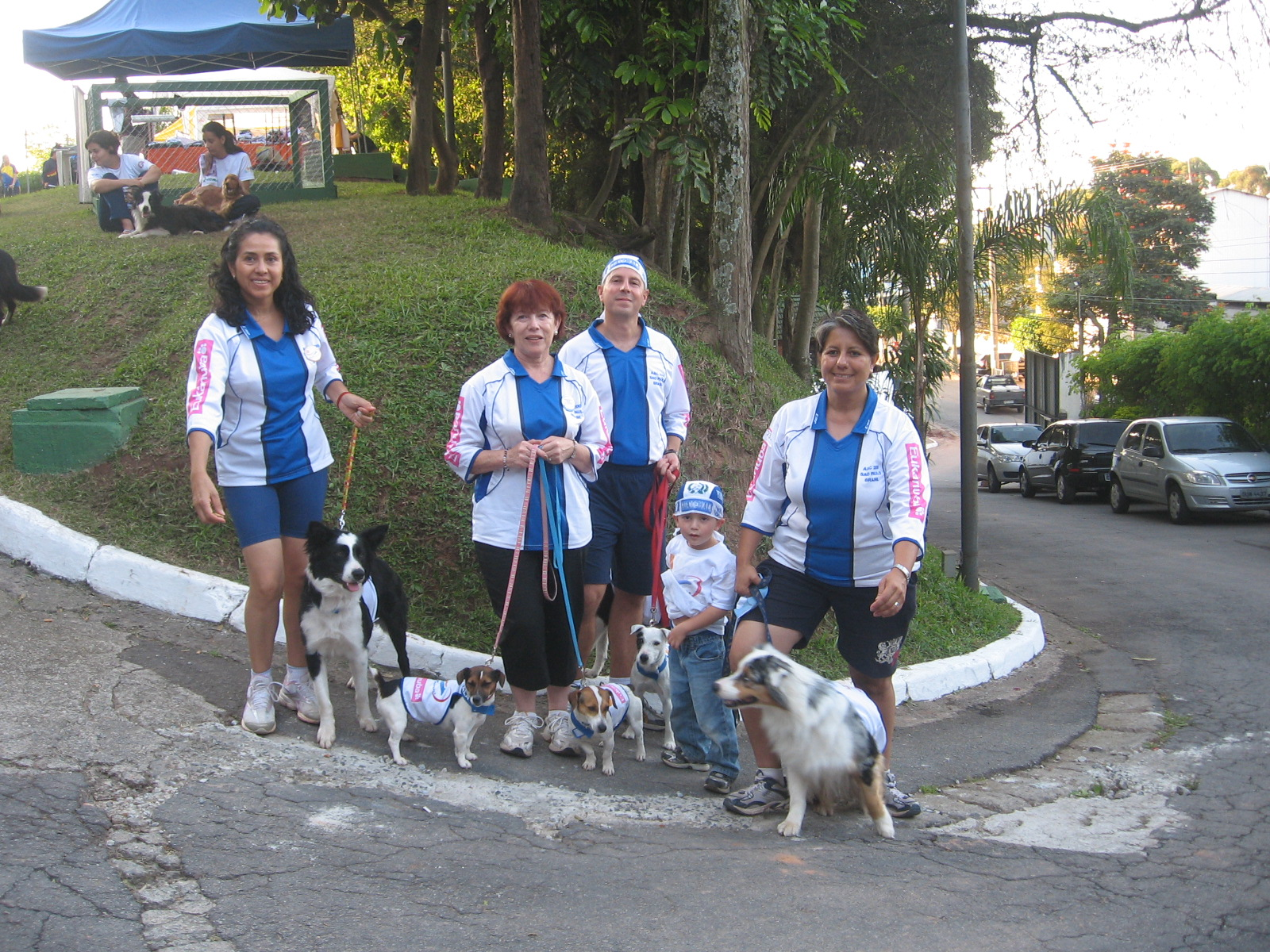 Agility Guatemala posando para nuestro lente