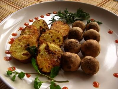 cartofi si ciupercute 21