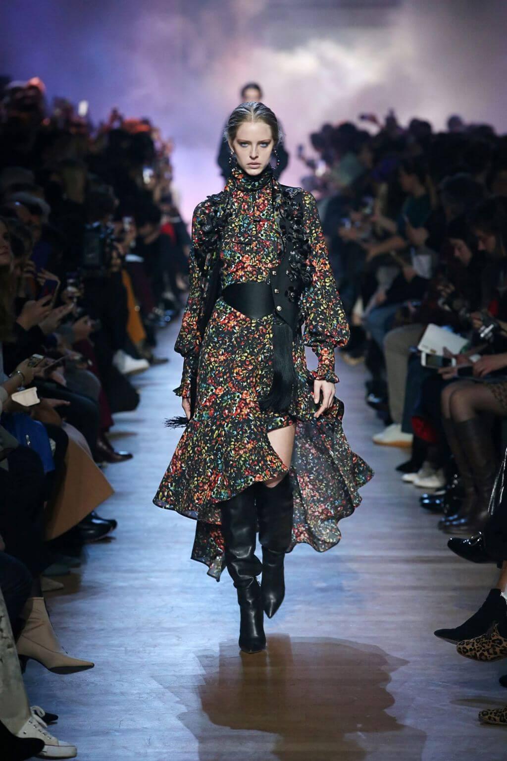 Elie Saab Ready To Wear Autumn Winter 2018 2019 Look 1