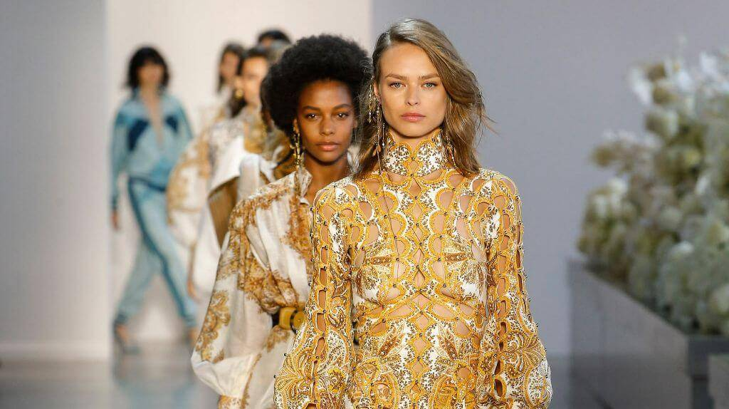 Zimmermann Fashion Show Ready To Wear Spring 2019