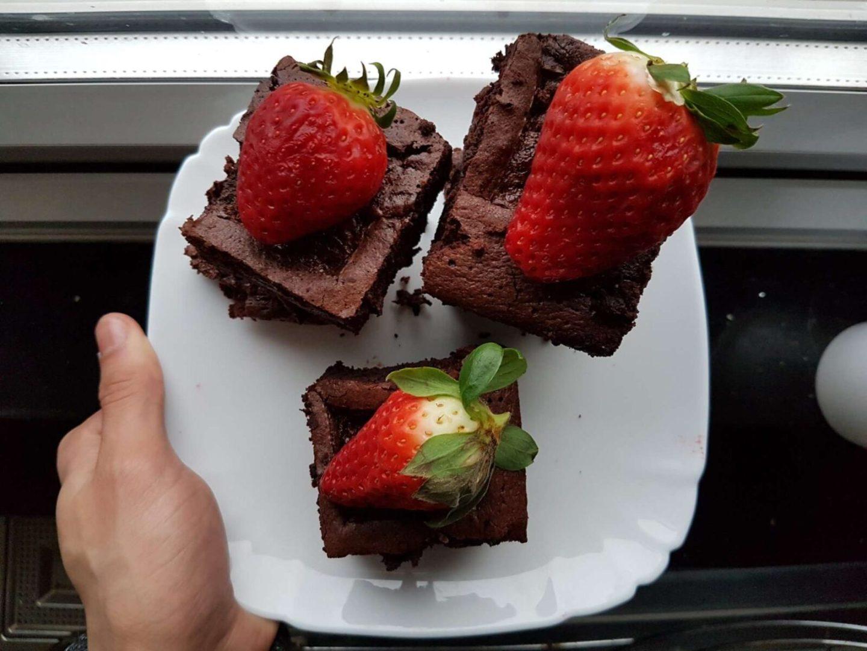 Homemade Chocolate Brownies Recipe
