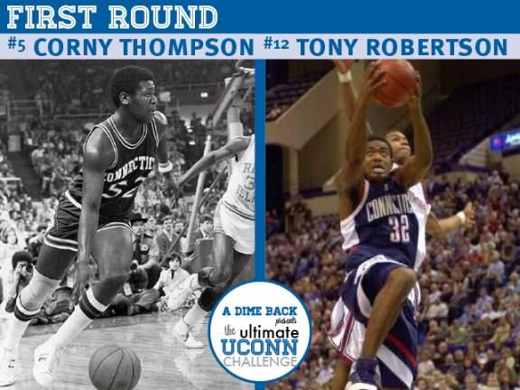 Corny Thompson vs Tony Robertson