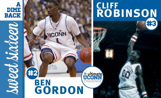Ben Gordon vs. Cliff Robinson