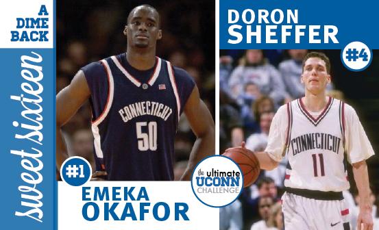 Emeka Okafor vs. Doron Sheffer