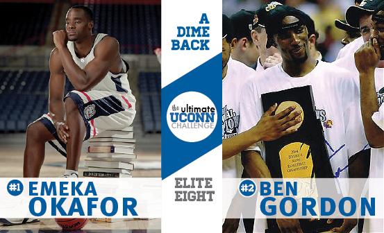 Emeka Okafor vs. Ben Gordon
