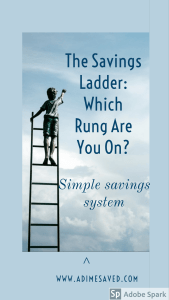 Savings Ladder