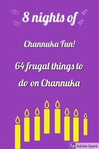 8 Nights of Channuka Fun