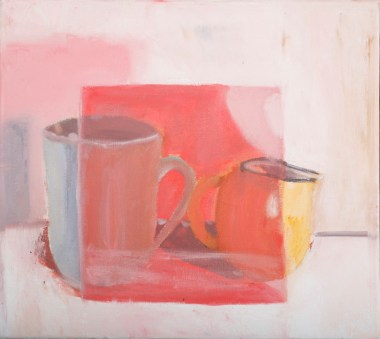 Evan Peebles, Full Color Assignment, Intro to Painting, MassArt, 2011