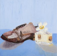 Alexa Augeri, Painting as Object Assignment, Intro to Painting, MassArt, 2011