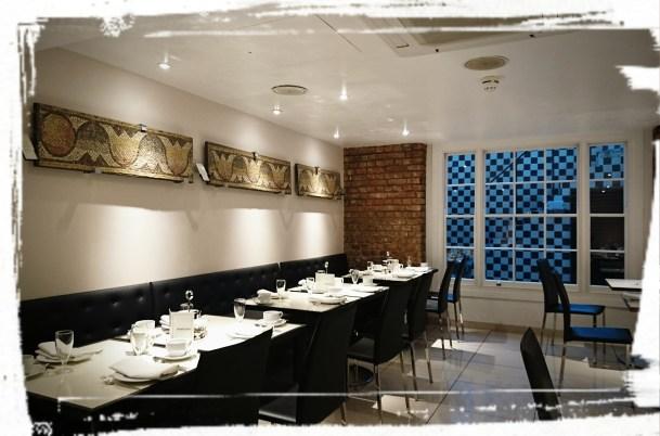 Restaurant, The Caesar, London