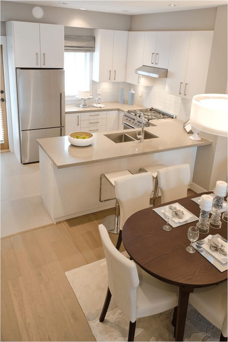 Diseño De Sala Comedor Y Cocina Juntos