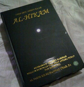 Isi Kitab al-Hikam Karangan Syekh Ibnu Athaillah