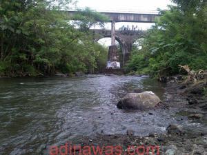 Wisata Jembatan Babarsari Jogjakerta