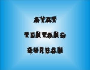 Ayat Quran Tentang Qurban