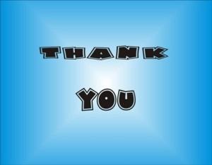 Kumpulan Kata Ucapan Terima Kasih Bahasa Inggris