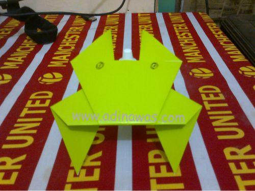 Tutorial Cara Bikin Origami Kepiting Dengan Mudah