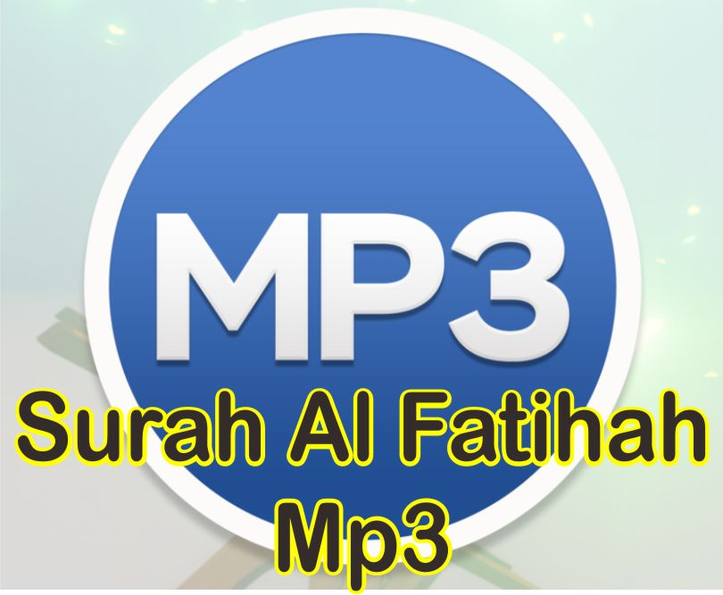 Teks Bacaan Surat Al Fatihah