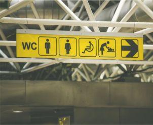 Percakapan Bahasa Inggris Menanyakan Toilet Dan Artinya