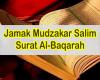 20 Contoh Jamak Mudzakkar Salim Dalam Surat Al Baqarah Berikut Ayat dan Alasannya