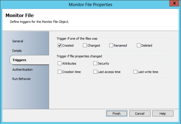 Add and Config Monitor File 11