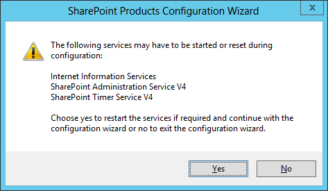 SharePoint Config Wizard 02