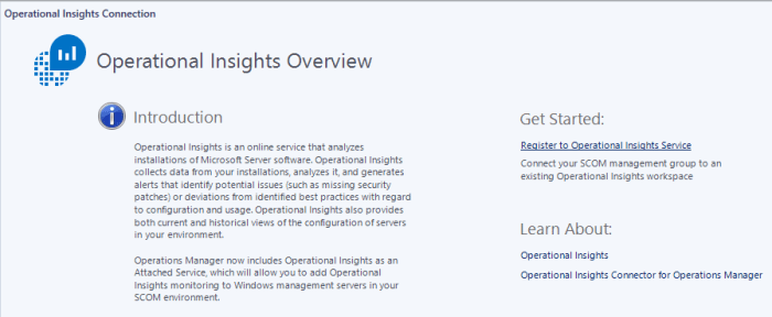 Azure-New-OpsInsight-Quick-Create Unleash The Power Of Microsoft Operations Management Suite (OMS)