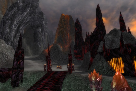One of the Abaddon's Mouth gates