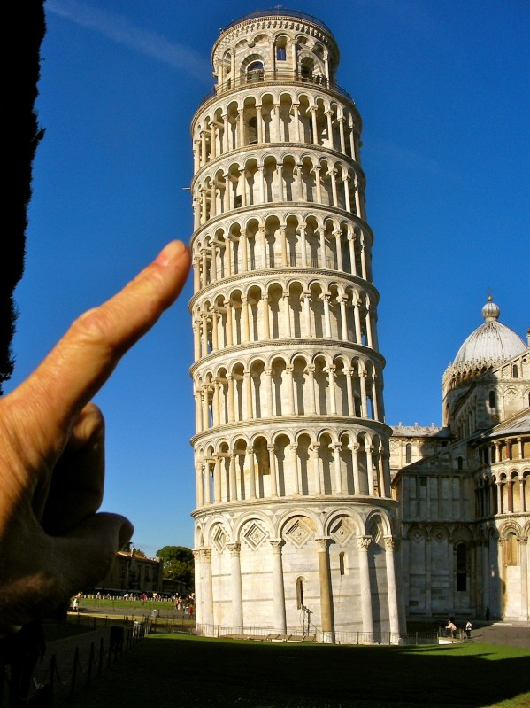 Leaning Tower Of Pisa Anotherdayinparadise2'