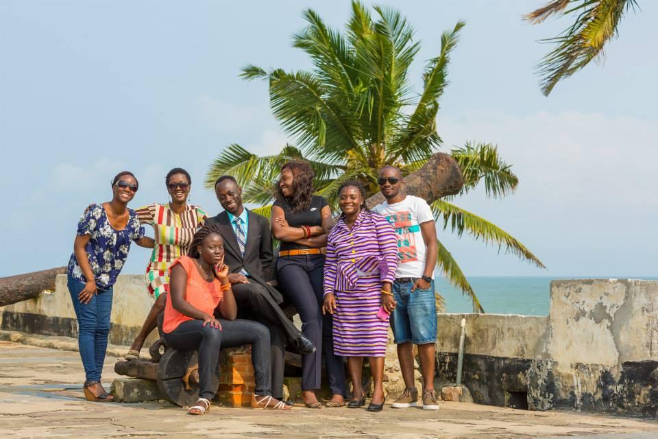 Raymond-Edusei-Franka-Andoh-DK-Osei-Cape-Coast-Ghana-Adinqra-Digital