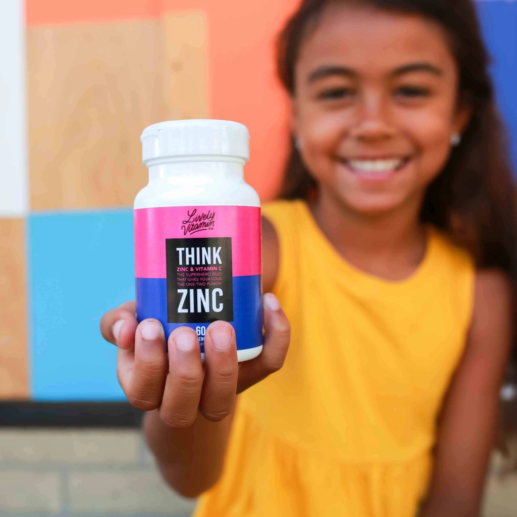 immune system support zinc