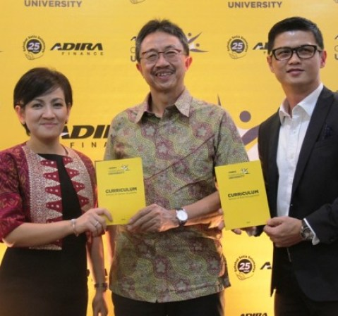 Soft Launching Adira Finance CORPORATE UNIVERSITY