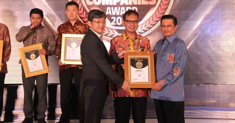 Adira Finance Raih Indonesia Most Admired Company 2017