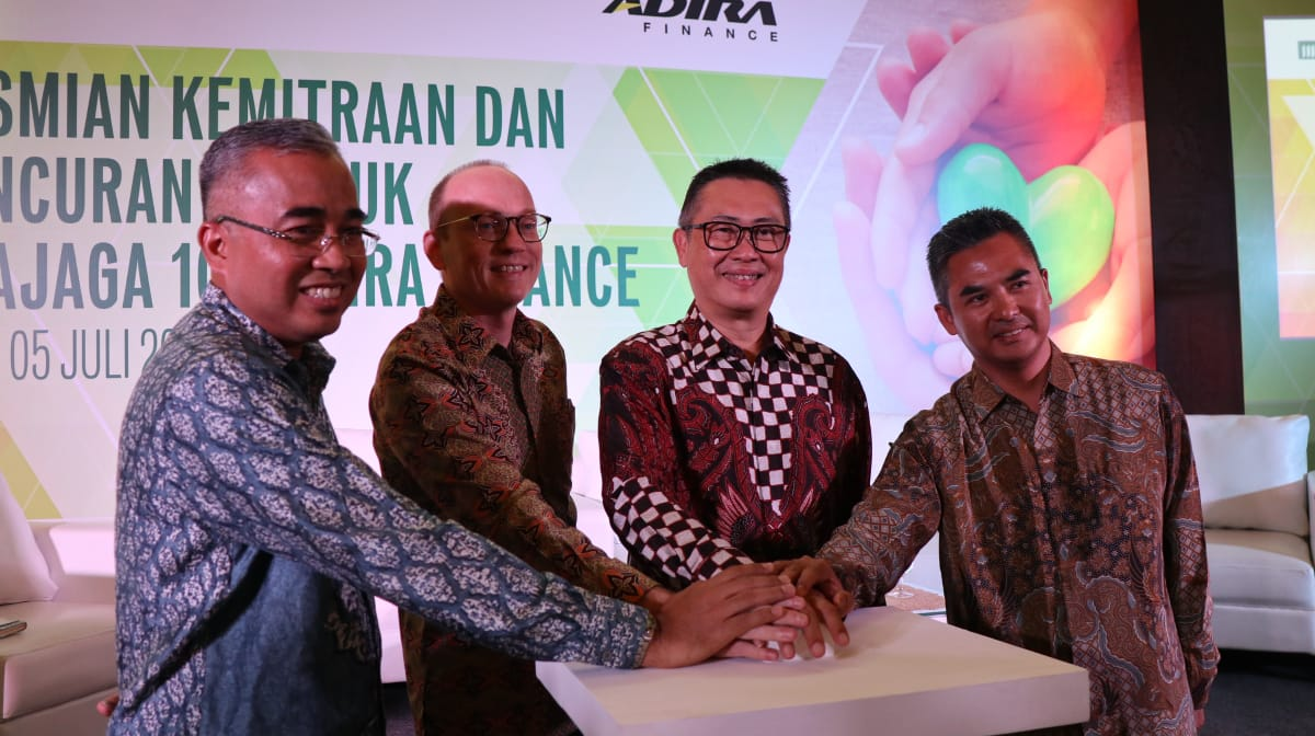 Press Conference Primajaga 100 Adira Finance