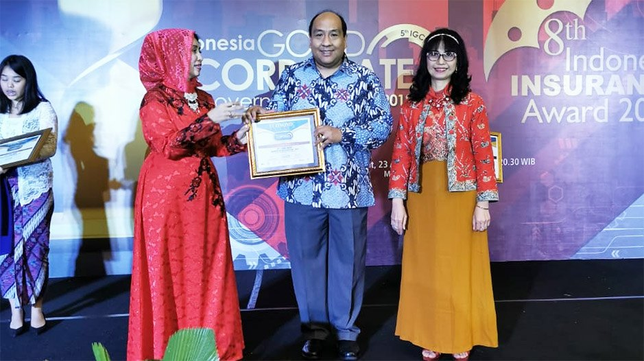 Adira Finance Kembali Meraih Penghargaan The Best Indonesia GCG Implementation 2019