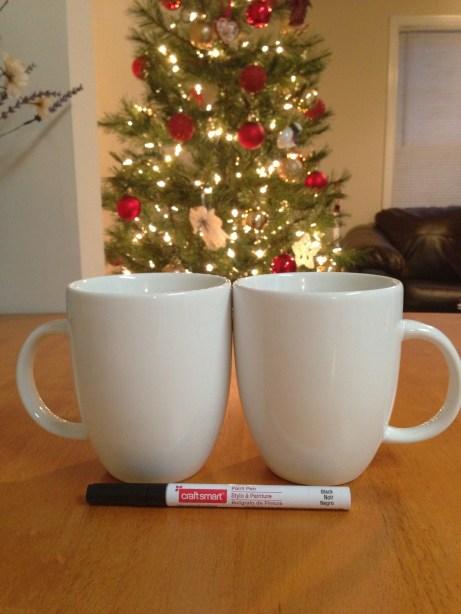 Mugs & Pen