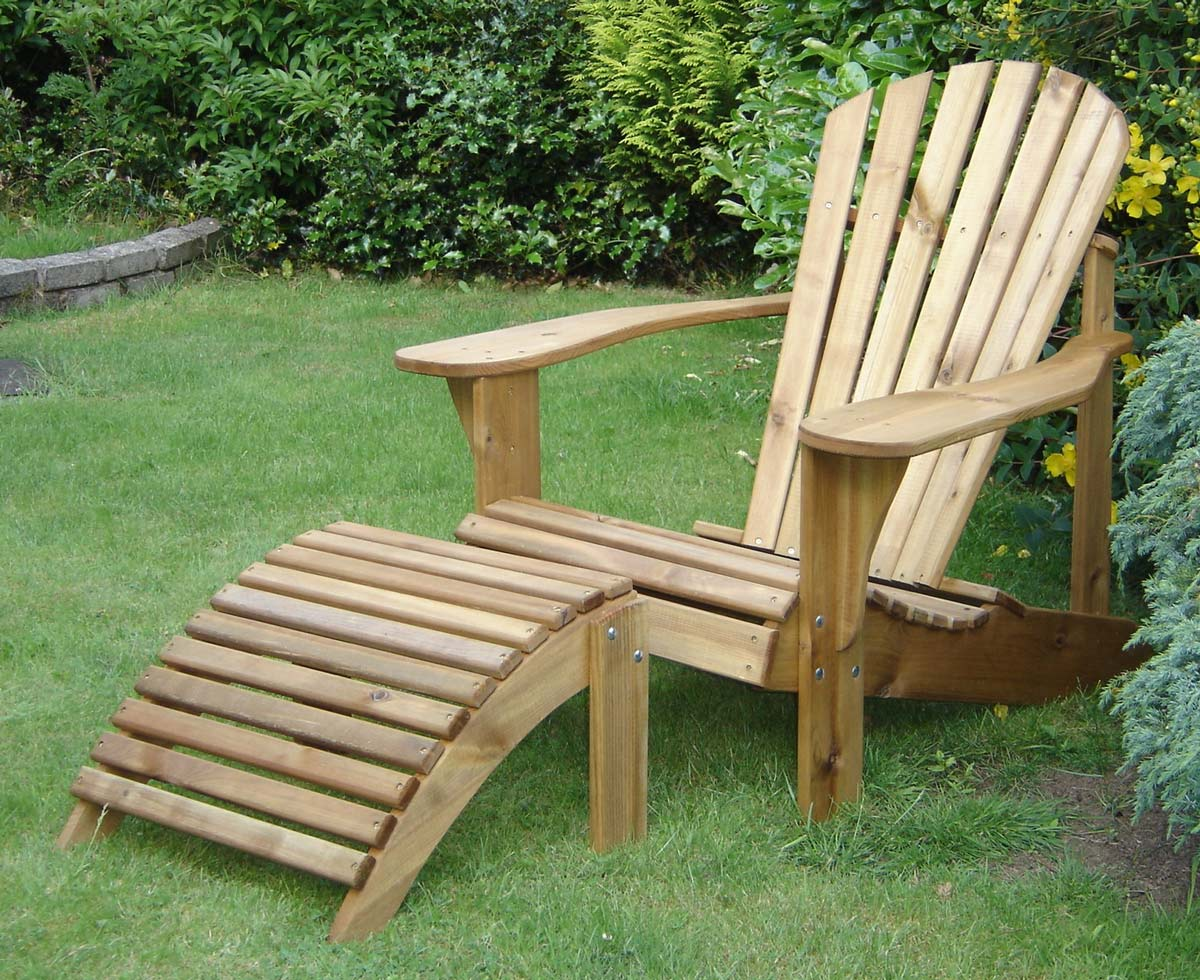 Plans For Adirondack Chairs Adirondack Chair Kit Alfresco Furniture