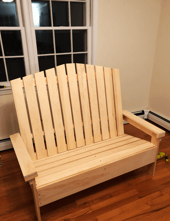 How-to-build-an-adirondack-loveseat