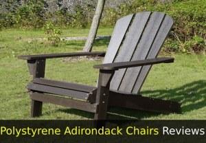 Polystyrene Adirondack Chairs