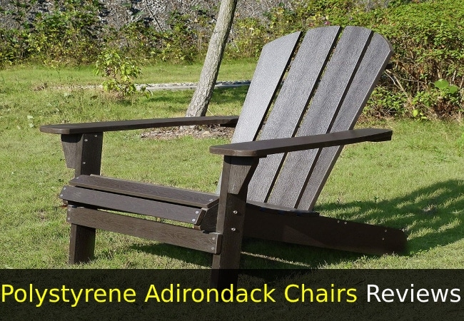 Top 3 Best Polystyrene Adirondack Chairs Reviews (2020)