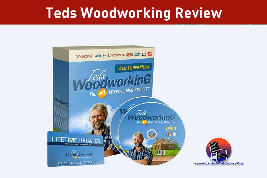 Teds Woodworking Review
