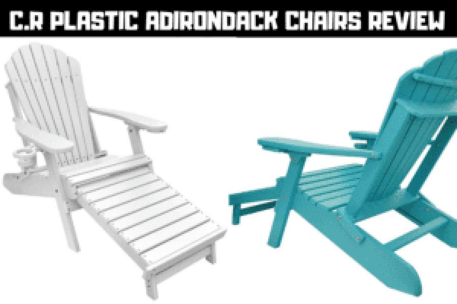 cr plastics adirondack chair
