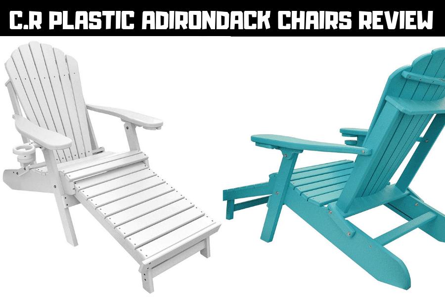 Superbe Cr Plastics Adirondack Chair