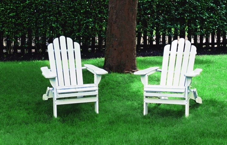 Old House's Adirondack chair plan