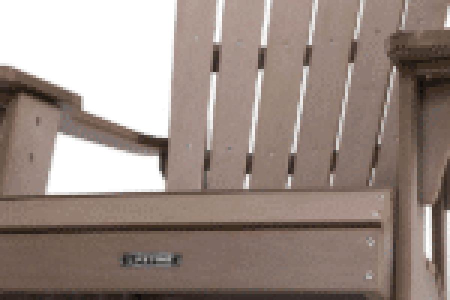 varnish adirondack chair