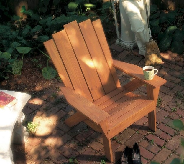 woodworking plans adirondack