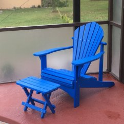 Childrens Plastic Adirondack Chairs Lazy Boy Big Man Recliner Polywood Furniture