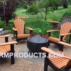 Poly Wood Adirondack Chairs Chair Covers Canada Polywood Furniture Home Settee