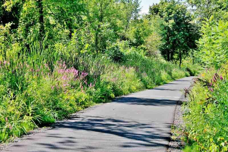 mohawk bike path trail