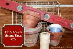 This Week's Vintage Finds #35