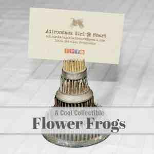 flower frog tower